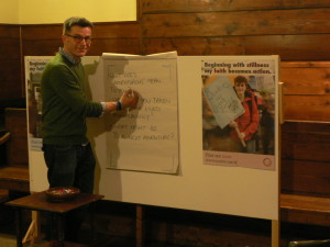 Living Adventurously - Quaker Week Event